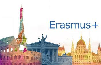 Erasmus pályázat a 2021/2022-es tanévre