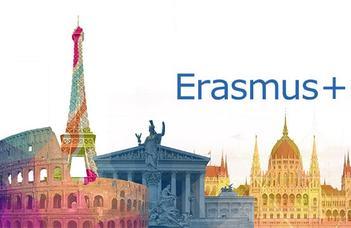 Erasmus pályázat a 2020/2021-es tanévre